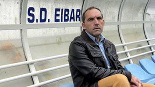 Garagarza, director deportivo del Eibar