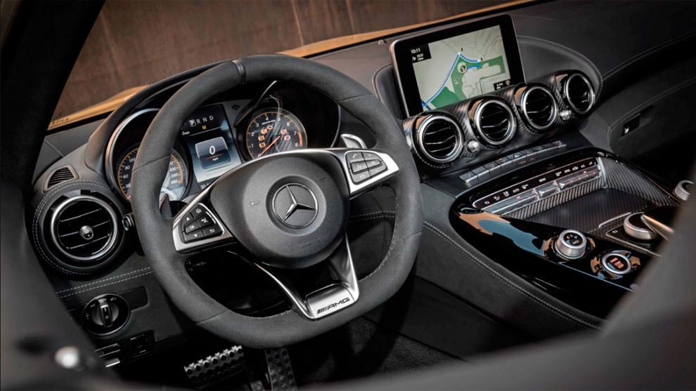 Mercedes-AMG GT Roadster y GT C Roadster: sensaciones a flor de piel 14909434147173