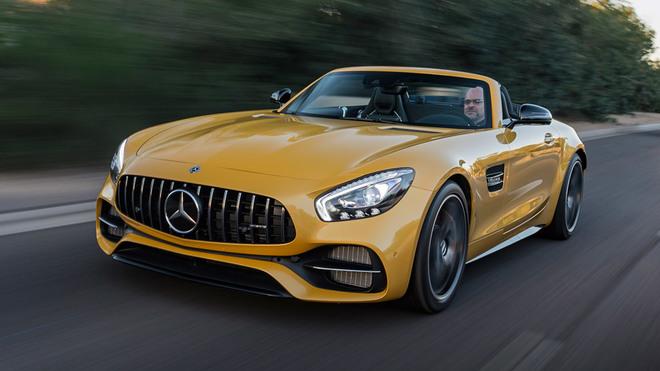 Mercedes-AMG GT Roadster y GT C Roadster: sensaciones a flor de piel 14909501656378