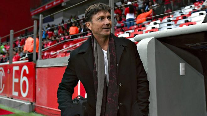 Hernán Cristante es nombrado entrenador de Toluca por segunda ocasión