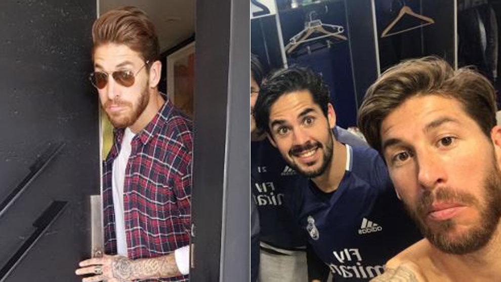 Sergio Ramos se hace cargo de la cuenta oficial del Real Madrid en Instagram