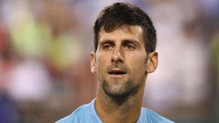 Novak Djokovic en Indian Wells.