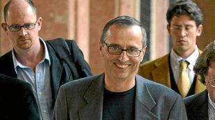 El doctor Ferrari, en 2004.