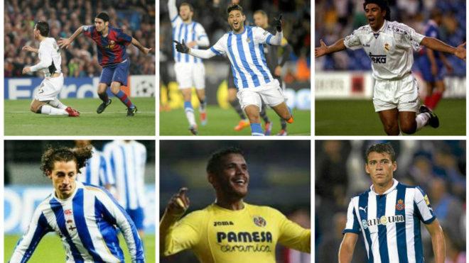 Lozano sería el 38º mexicano en la Liga española ¿Qué sabes de sus predecesores?