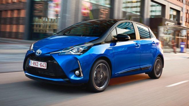 Al volante del Toyota Yaris 2017: tecnología híbrida y ...