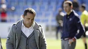 Sergi, que debuta al frente del Mallorca, y Machín, que regresa a...