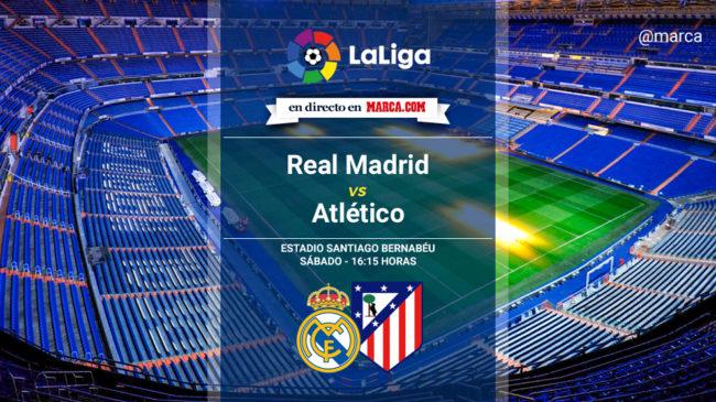 Atletico Madrid Vs Real Madrid: Previa Del Real Madrid Vs Atlético De Madrid