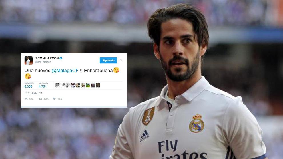 Real Madrid Isco Quot 161 Qu 233 Huevos M 225 Laga Quot Marca Com