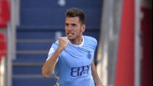 Tres puntos para el Girona