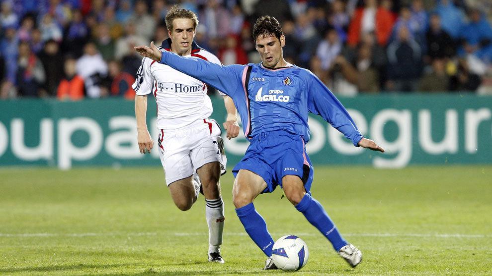 Resultado de imagen de getafe europa league 2008