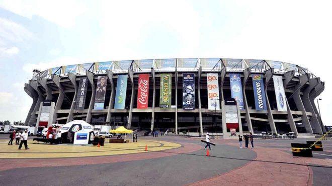 El Azteca se perfilaría como el Estadio que albergue el duelo...