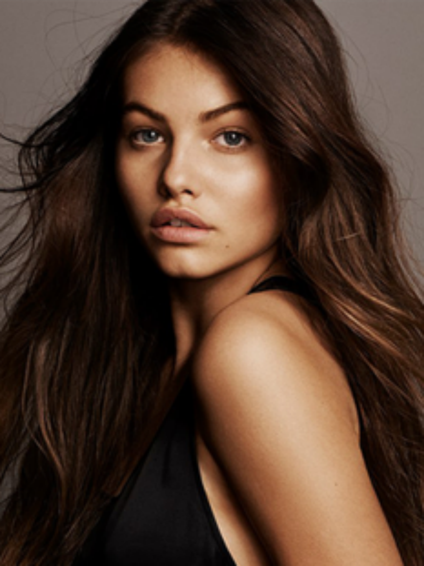 Prettiest Girl In The World Thylane Blondeau Is All Grown Up