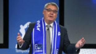 Francisco Roca, presidente de la ACB