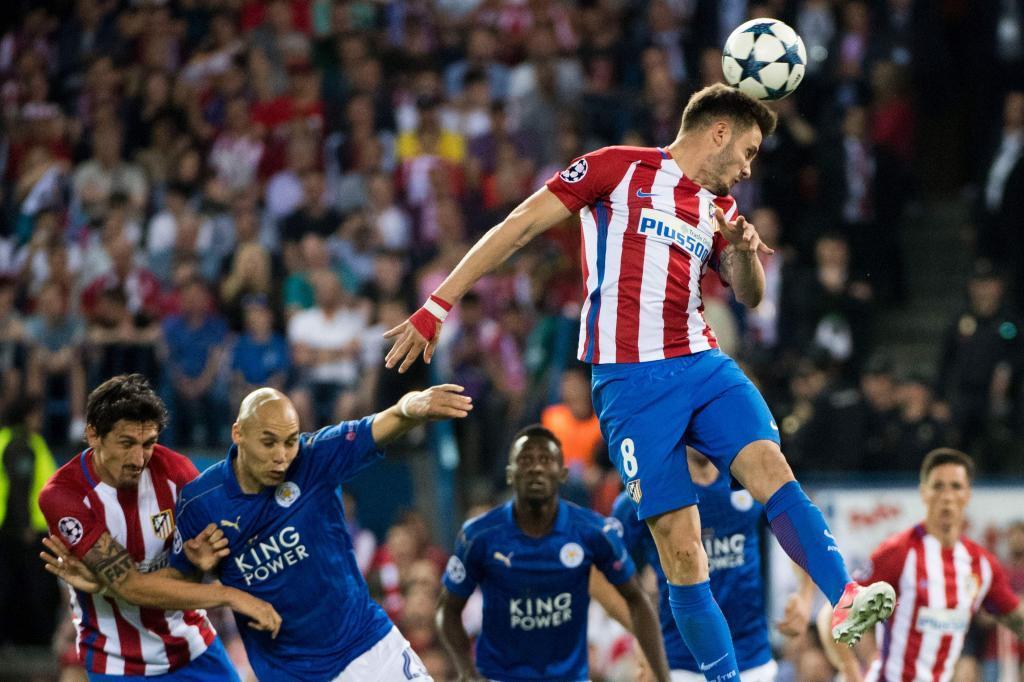 Atlético de Madrid vs Leicester City: El Atlético no sentencia al ...