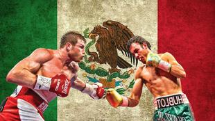 'Canelo' vs Ch�vez Jr.