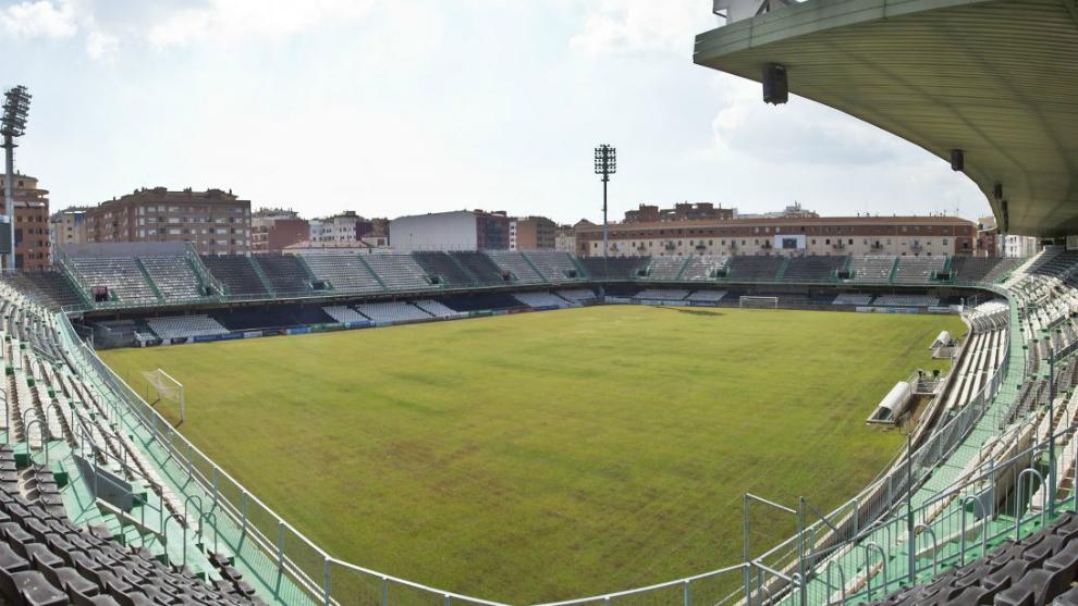 Estadio del CD Castellón