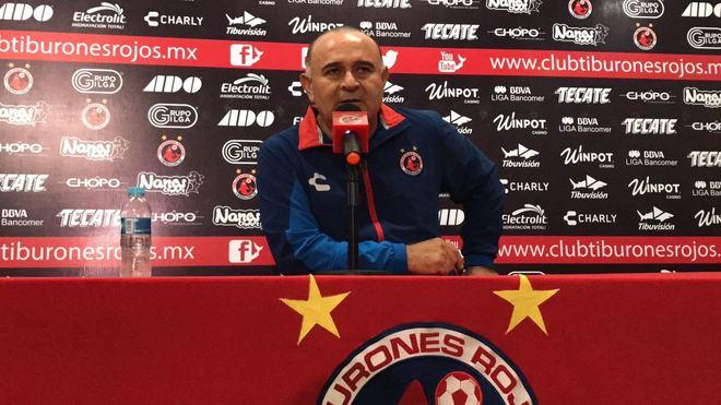 Juan Antonio Luna le pidió a los aficionados que tengan esperanzas