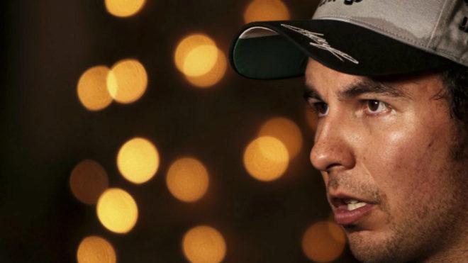 Checo Pérez, este domingo, en el GP de Bahréin de Fórmula 1.