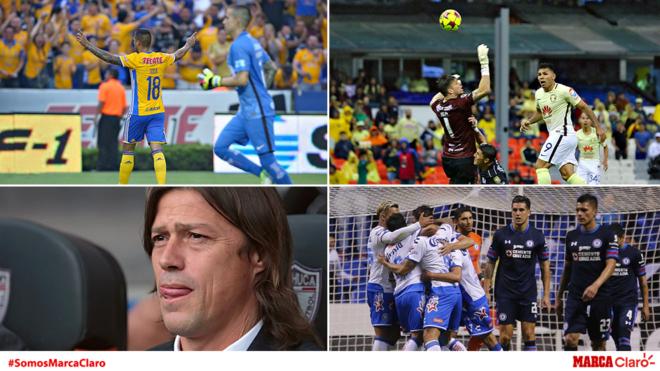 Intensa jornada 14 del Clausura 2017