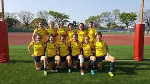 La selección femenina ya se encuentra en Japón para disputar la...