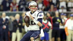 Tom Brady no estará presente en la ceremonia de los Pats en la Casa...