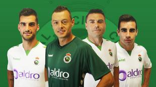 Óscar, Santamaría, Raúl y Córcoles serán los representantes del...