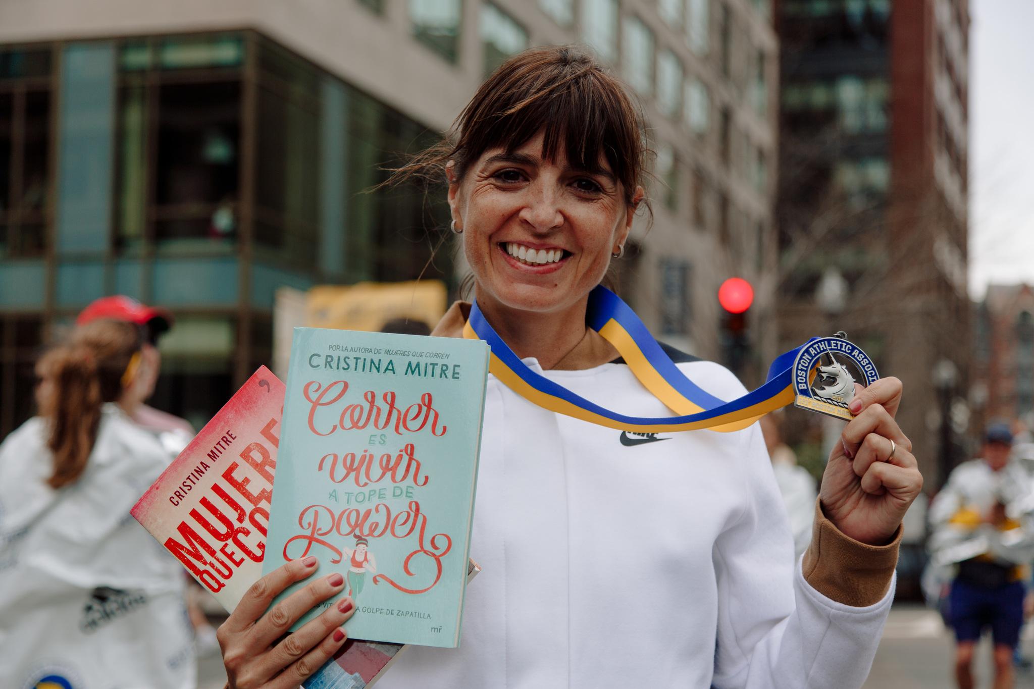 e846a76ded73 Corriendo junto a Kathrine Switzer, la pionera del running | Marca.com