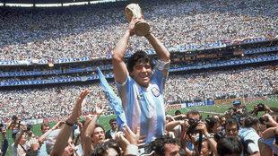 Argentina no ha podido ganar otro Mundial desde México 86 por una...