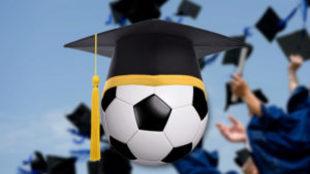 8 futbolistas que se sacaron un diploma universitario