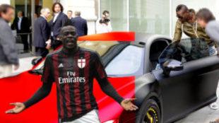 8 futbolistas a los que no les convencía el color de su deportivo