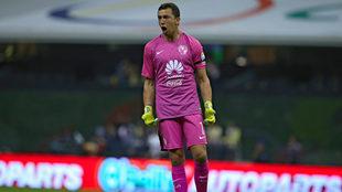 Marchesín, en duelo de la Liga MX.