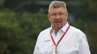 Ross Brawn, director deportivo de la F1