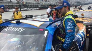 Daniel Suárez participará este domingo en la NASCAR Cup Series