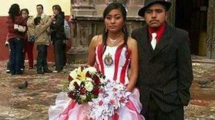 La pareja ha creado mucha polémica en redes sociales.