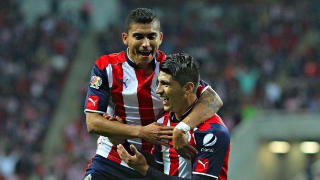Las Chivas, a un empate