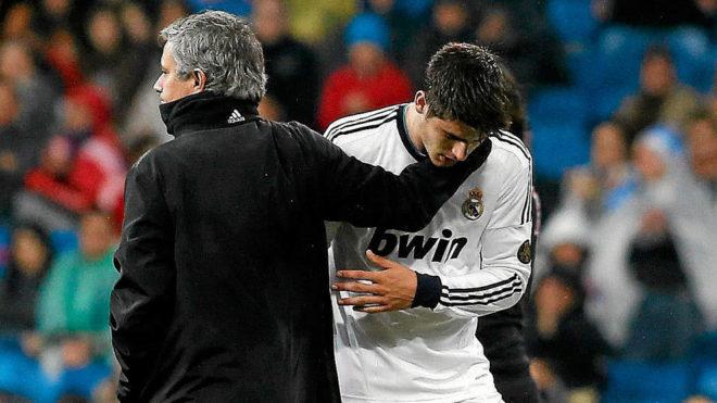 Mourinyo Alvaro Moratani o'z jamoasida ko'rmoqchi