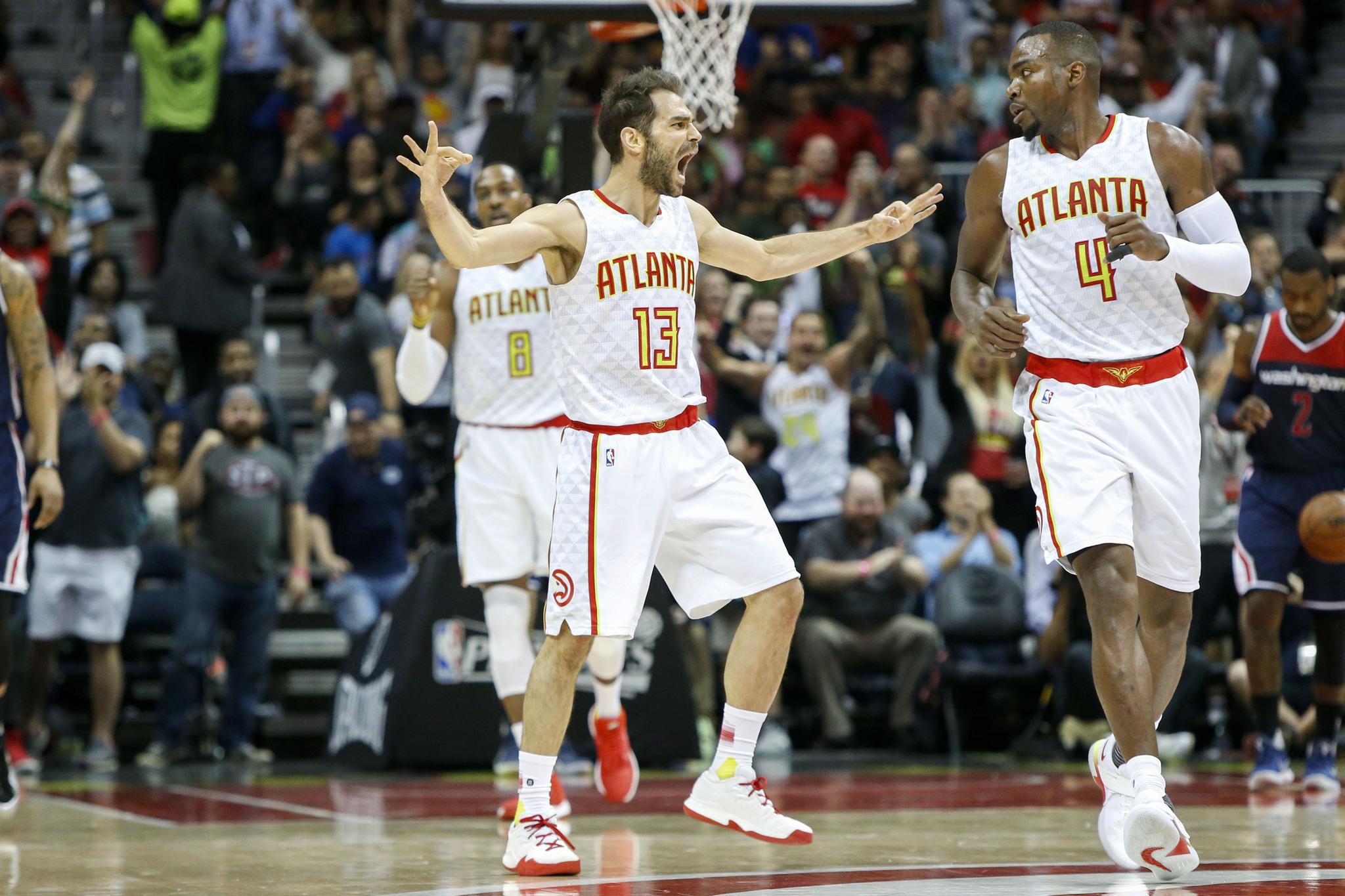 Playoffs NBA: Atlanta se rinde al \