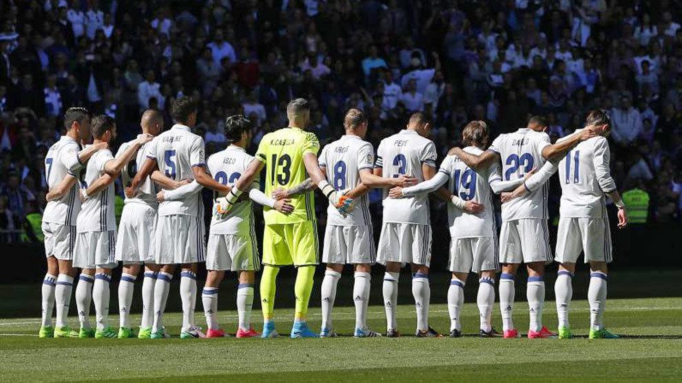 Guerra entre La Liga y Real Madrid por los dorsales
