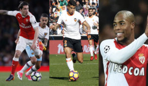 Sidibé, Bellerín y Cancelo, objetivos del club
