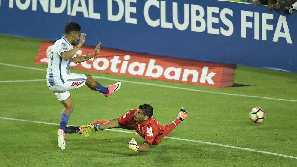 El gol de Franco Jara