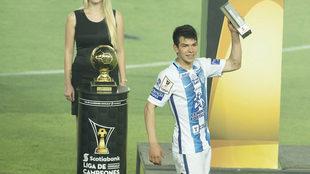 Chucky Lozano, Jugador más Joven del torneo