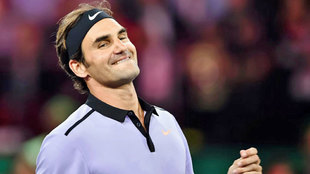 Federer en una imagen de archivo