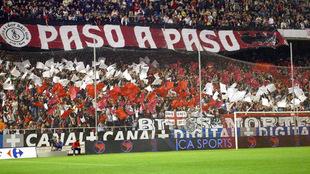 Afición del Sevilla FC