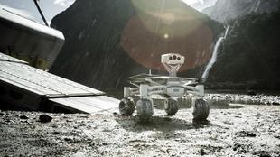 El Audi Lunar quattro en Alien Covenant