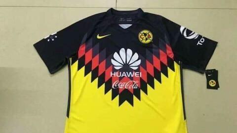 official photos 69235 6be1d Jugarán las Águilas el próximo Apertura con esta playera ...