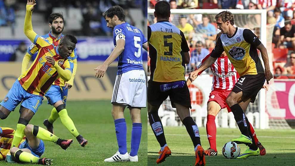 El Levante quiere subir, con permiso del Oviedo, y el Girona...