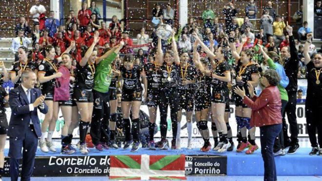 El bera Bera ganó la edición disputada el año pasado en Porriño.