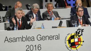 Villar y Pérez hasta hace tres años eran presidente y mano derecha...