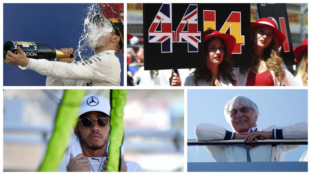 Varias de las mejores imágenes del Gran Premio