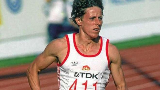 Jarmila Kratochvílová, atleta de la década de los 80, que podría...